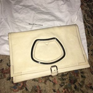 Balenciaga Clutch Purse with tons of room
